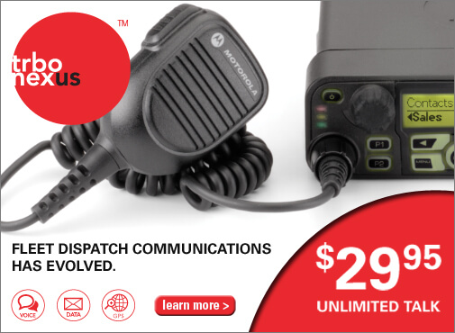 Motorola Two-way Radio Airtime Solutions Communications